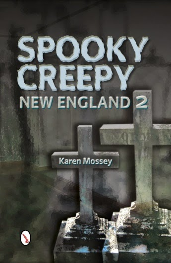 Spooky Creepy New England 2 Book Review