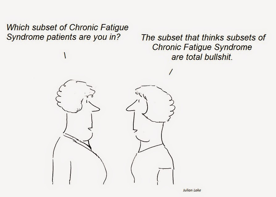 cartoon, cartoons subsets, cfs, chronic fatiue syndrome, nih, cdc, fauci, hhv-6