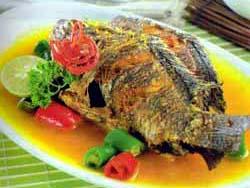 Resep Masakan Ikan Mujair