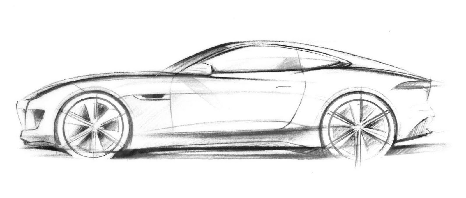 will be the Jaguar CX16