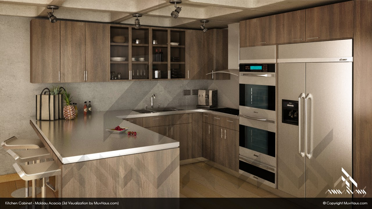 3d kitchen design software for Best kitchen cabinet layout