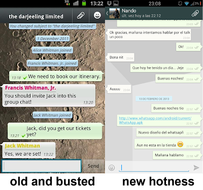 WhatsApp+ v4.11D