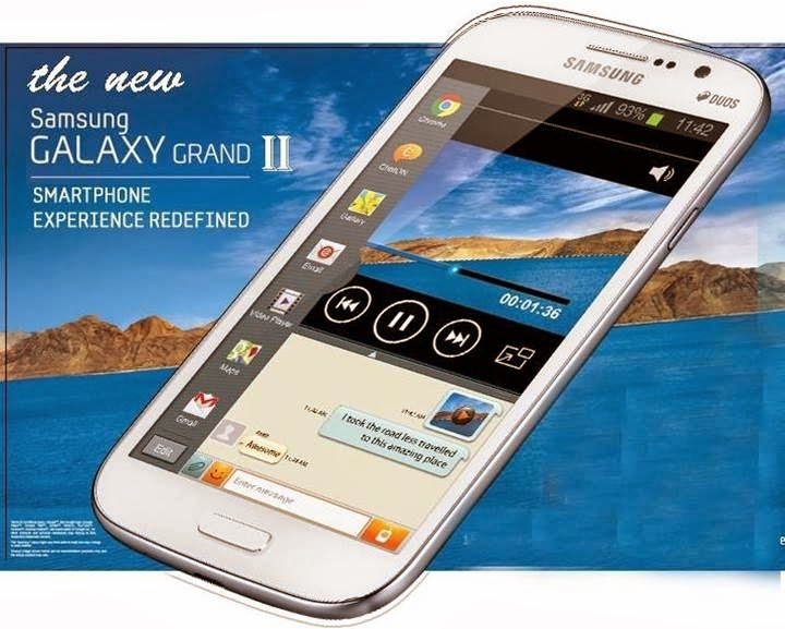 Samsung Galaxy Grand II Specs