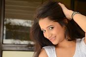 Santhoshi Sharma sizzling photos-thumbnail-11