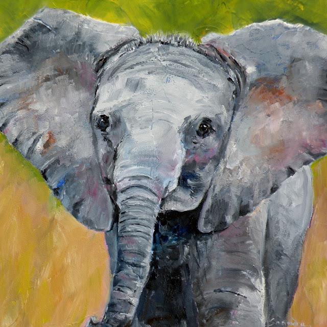 wallpaper gajah