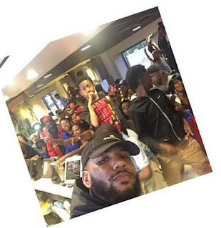 The Game Donates 100 Mcdonalds Happy Meals To The Kids In Ferguson