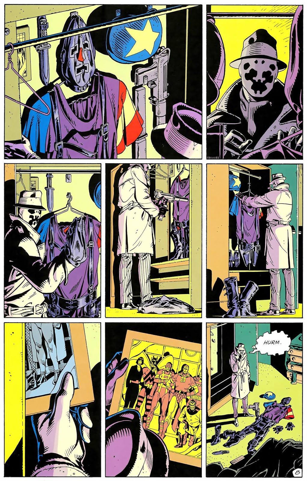 watchmen dissertation