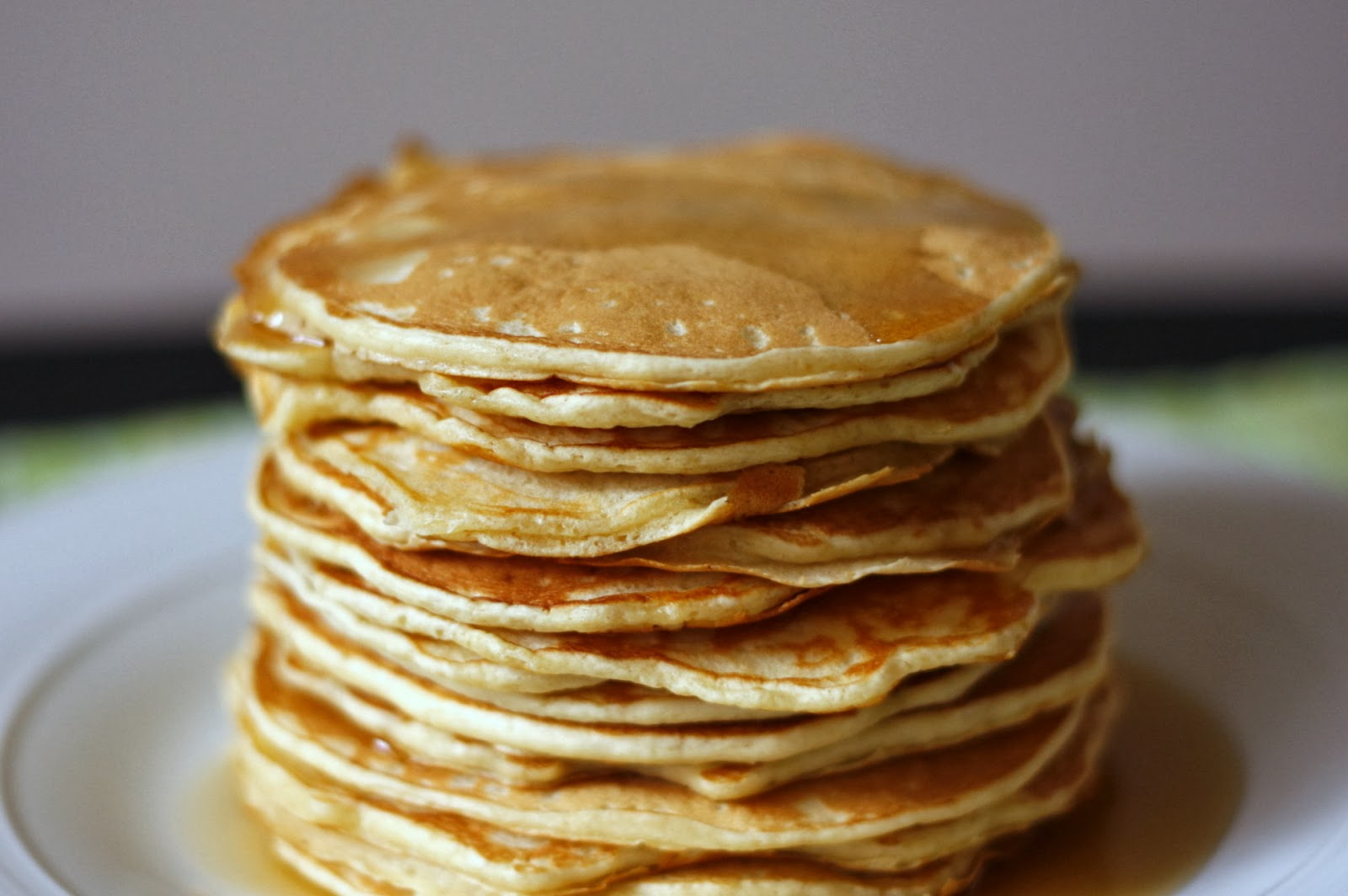 Best Greek Yogurt Pancakes - Boston Girl Bakes