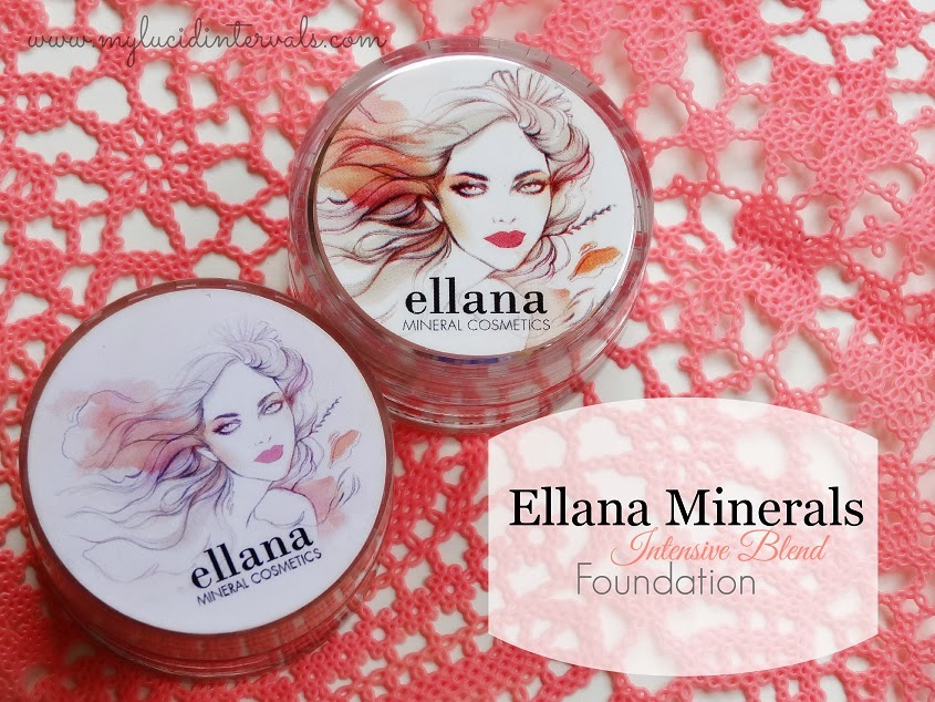 Ellana Minerals Intensive Blend Foundation