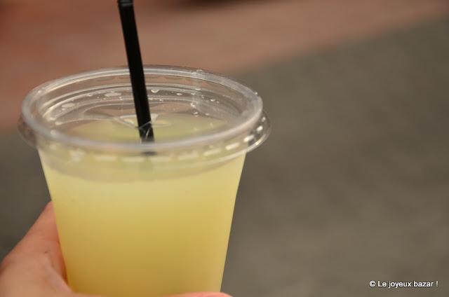 Menton - Au Pays du Citron - citronnade