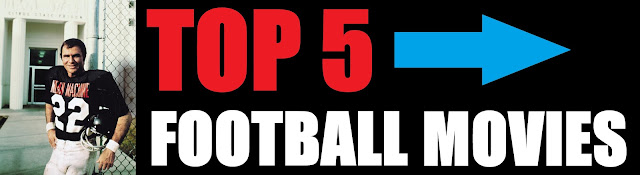 best college football movies, top 5 football movies