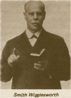 Smith Wigglesworth preaching