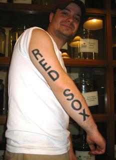 Boston Red Sox Tattoo Design Photo Gallery - Boston Red Sox Tattoo Ideas