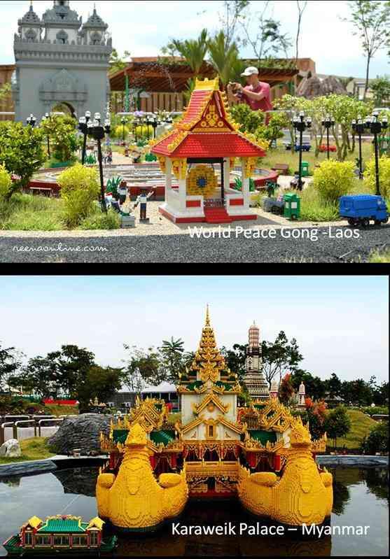 Mini Laos - legoland Malaysia
