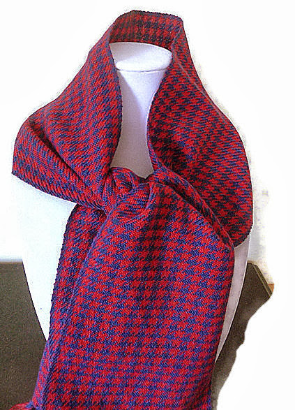 https://www.etsy.com/listing/116640993/red-and-blue-hand-woven-houndstooth