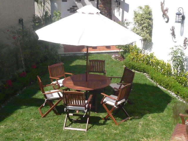 Muebles para jardin cocinas modernass - Mobiliario para jardin ...