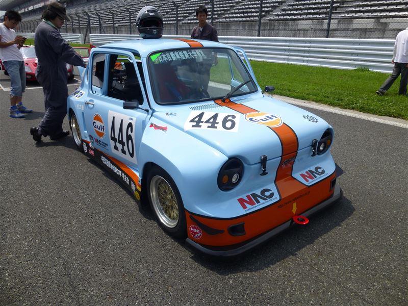 nakanihon, kei car, Subaru R-2, wyścigi, racing