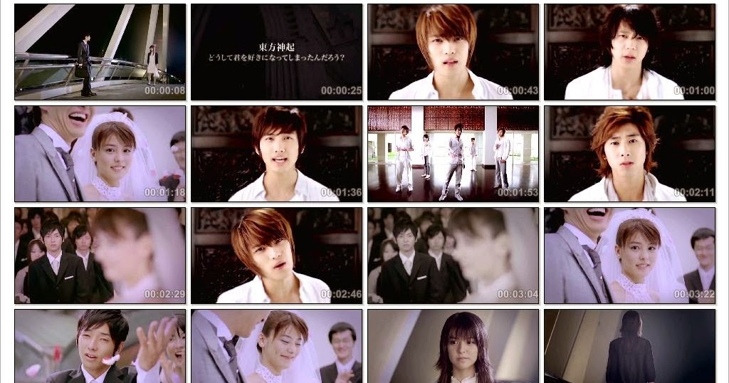 DL-HD] DBSK - Why Did I Fall In Love With You ~ Red Holics