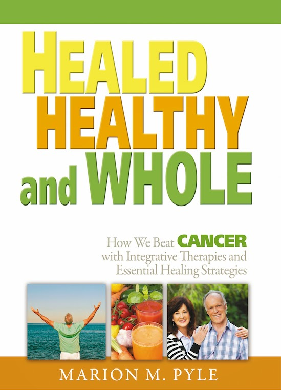 "Book Give-Away: ""Healed, Healthy and Whole"""