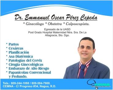 Dr. Emmanuel Pérez Cepeda