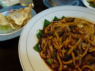 makanan khas indonesia dari daerah aceh - mie aceh