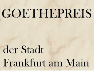 Goethepreis, © PIA Stadt Frankfurt am Main