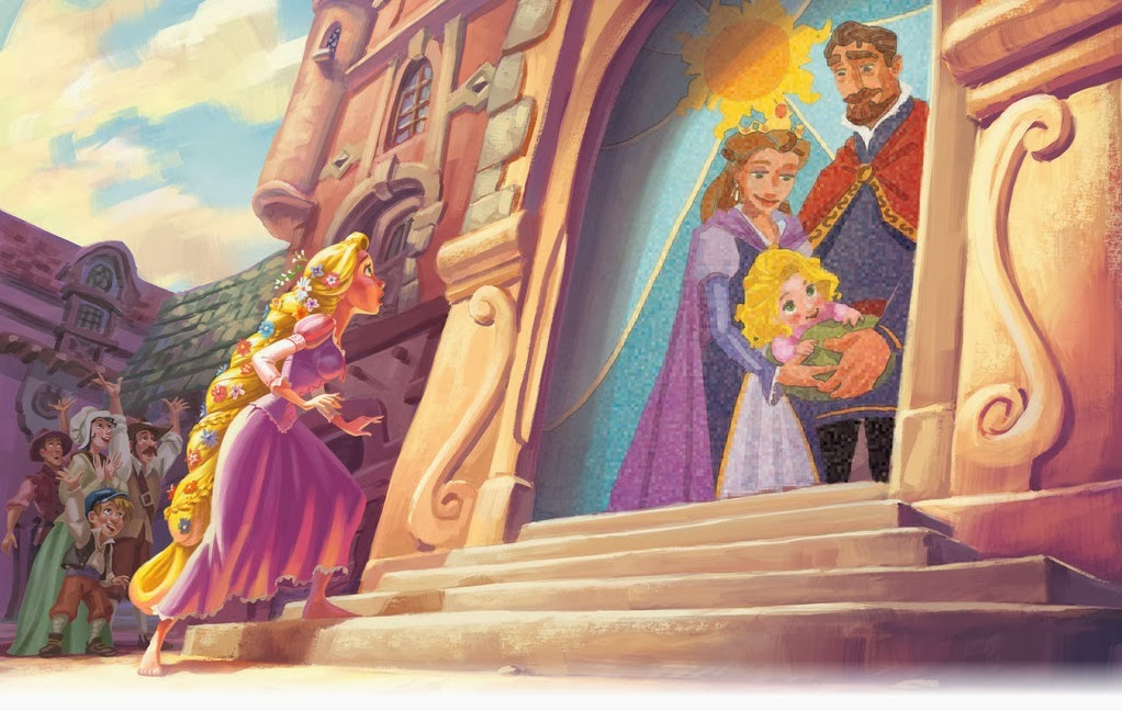 GAME INFO: Rapunzel Love Story