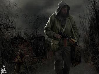 #36 Stalker Wallpaper
