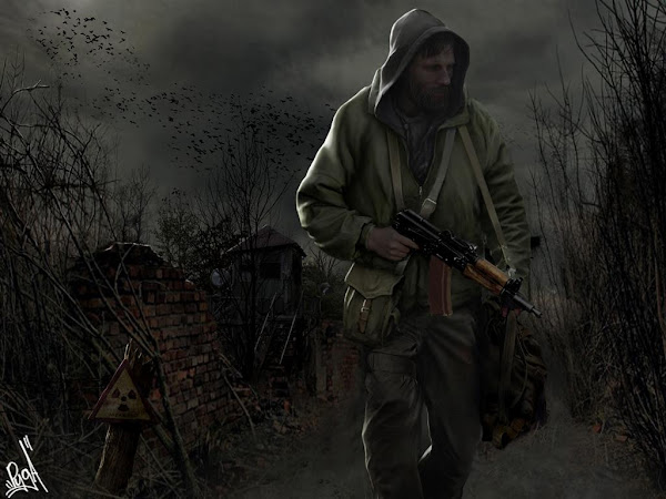 #12 Stalker HD & Widescreen Wallpaper