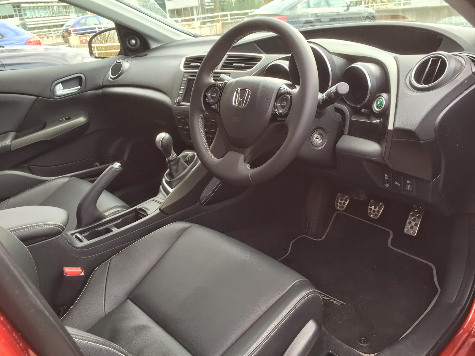 Honda Civic SR 1.6 i-DTEC