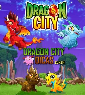 Próximas Novidades do Dragon City
