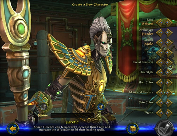 free online mmos
