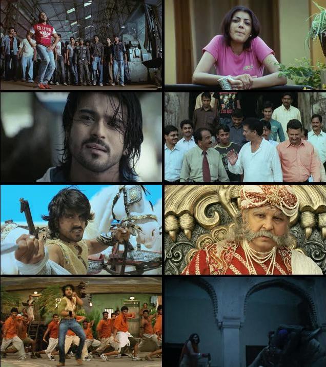 Magadheera 2009 Hindi Multi Audio 720p BDRip