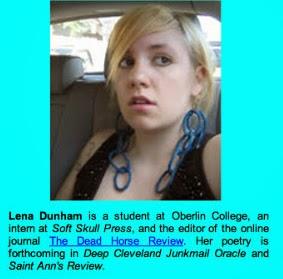 Lena Dunham College