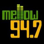 Mellow 947 DWLL 94.7 MHz logo