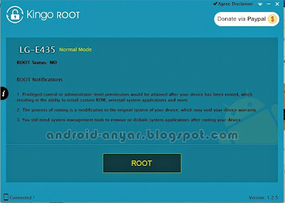Root Lollipop