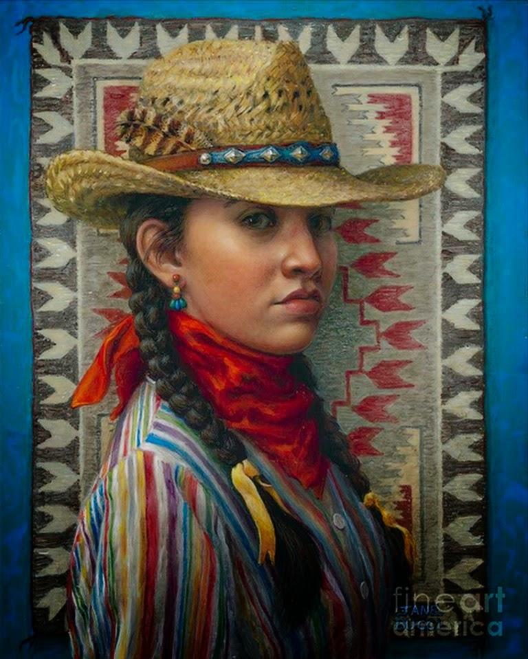 imagenes-de-retratos-artisticos-pintados-al-oleo+mujeres-retratos-en-oleo