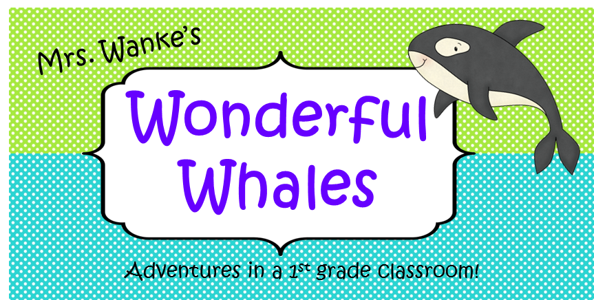 Mrs. Wanke's Wonderful Whales