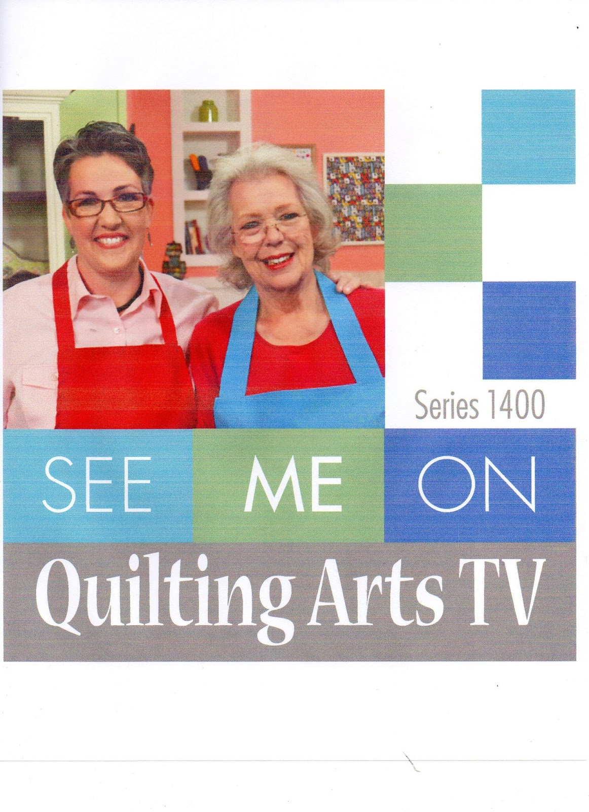 Lindas Art Quilts See Me On Quilting Arts Tv Series 1400