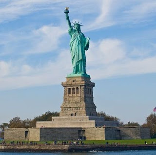 Statue of Liberty - Open for Business