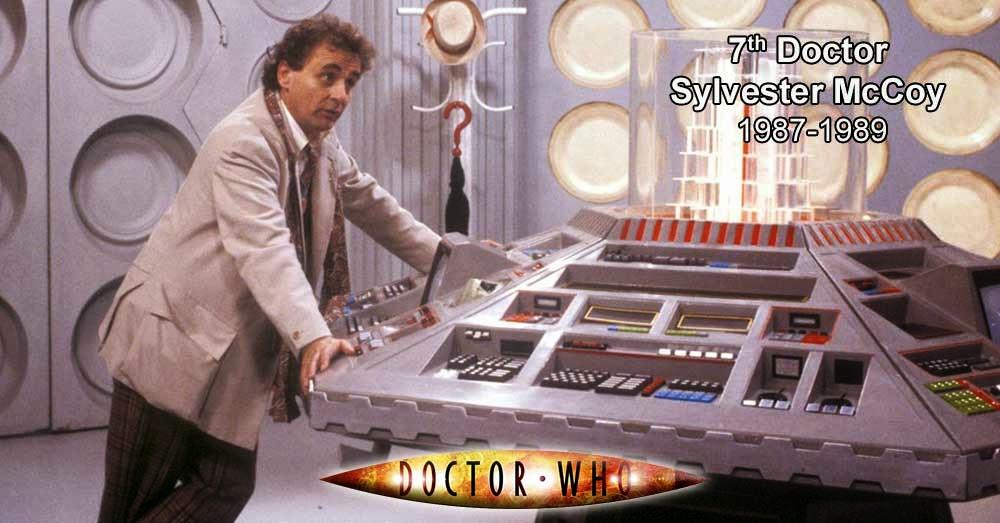 Sylvester McCoy, el Séptimo Doctor
