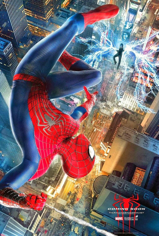 The Amazing Spider Man 2 (2014) สไปเดอร์แมน 2 ผงาดจอมอสุรกายสายฟ้า
