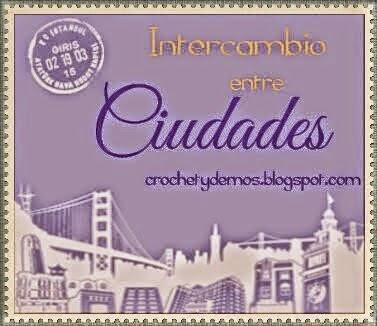Participo en Intercambio entre Ciudades!!!