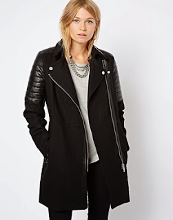 Mango Biker Style Coats & Vitamin C...and an Avenue 57 bargain!