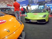 Lamborghini Gallardo zusammen mit mehr als 1800 PS von Rothe Motorsport