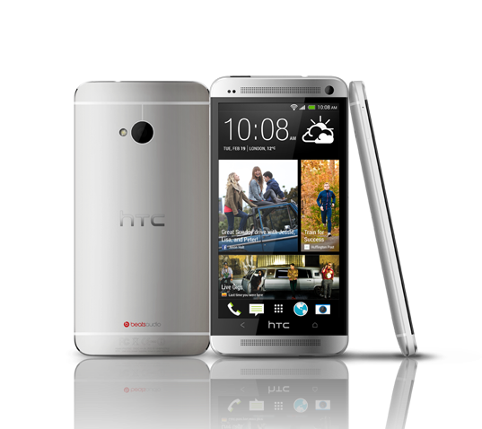 Smartphone con Android HTC ONE