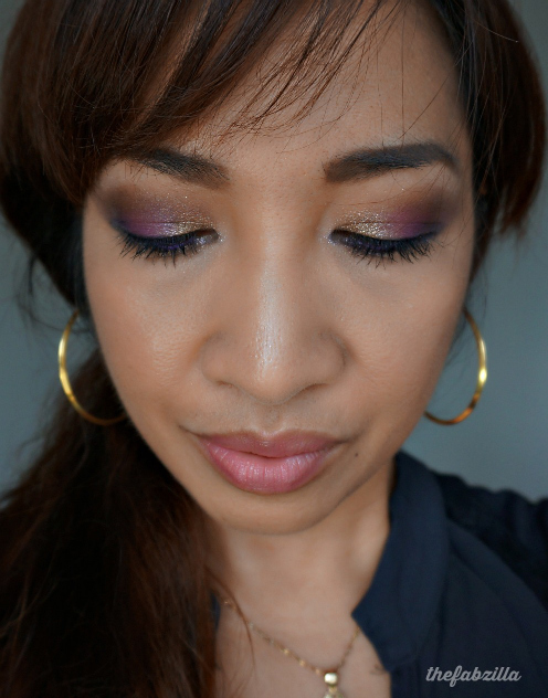 Givenchy Fall-Winter 2014,Palette Extravagancia, Review, Photos, Swatch,FOTD
