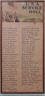 List of WWII soldiers, Agenda, Kansas