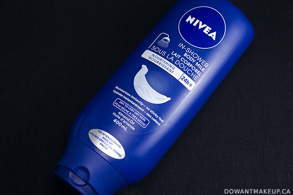 Nivea In-Shower Body Milk review