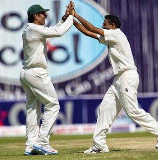 Pakistan vs South Africa 2nd Test Livescores, Pak vs SA scores 2013,